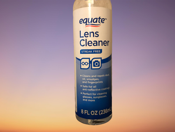 Equate Lens Cleaner