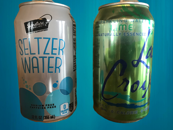 Safeway Signature Select Seltzer Water & LaCroix