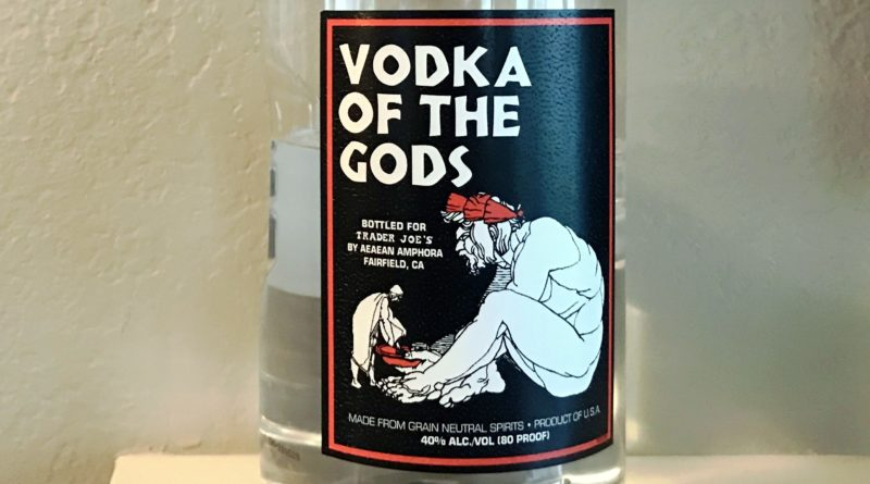 Trader Joe's Vodka Of The Gods Feature