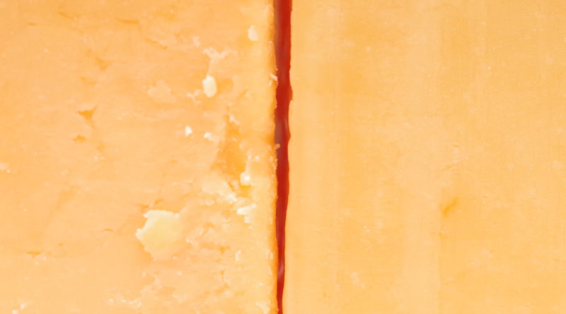 Kroger vs Tillamook Extra Sharp Cheddar Cheese