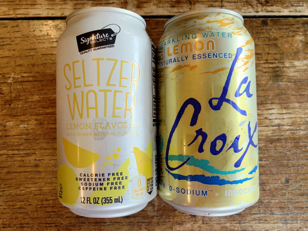 Seltzer Water Review