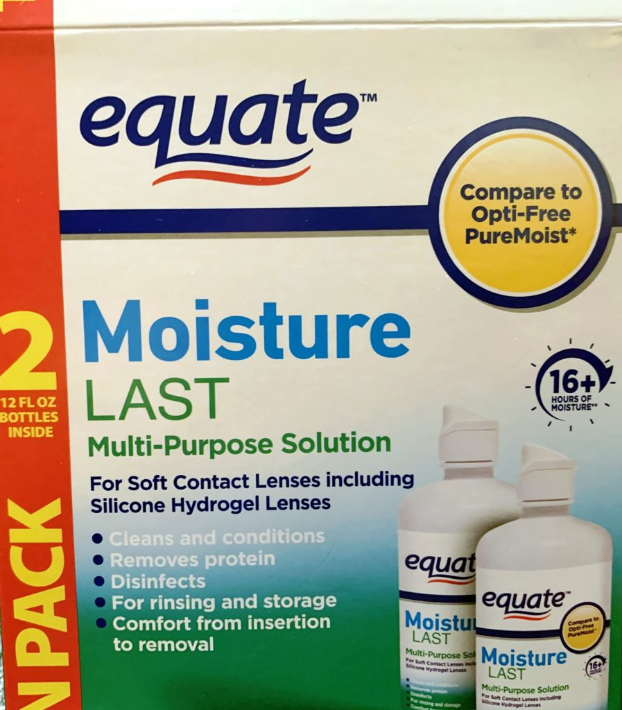 Equate Contact Solution