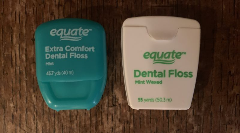 Walmart Dental Floss