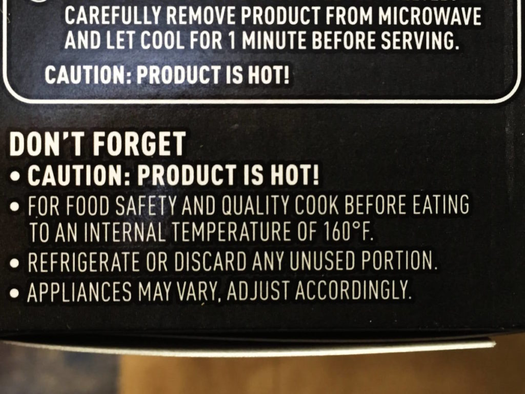 Caution: Product Is Hot!