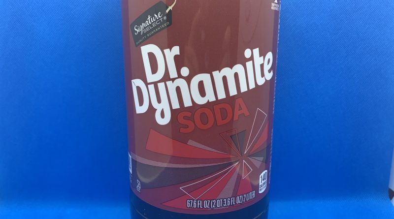 Off Brand Dr Pepper